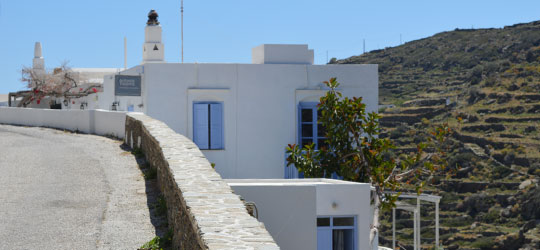 Rooms for rent Antonis in Kastro at Sifnos